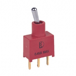 1A sealed toggle switch