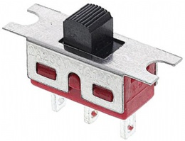 SPDT On-on Panel Mount Slide Switch